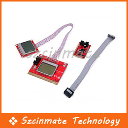 Wholesale Motherboard Test Diagnostic - PCI Motherboard Analyzer Diagnostic Post Test Card for PC Laptop Desktop PTI8 Wholesale