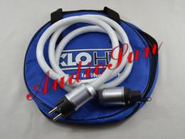 Hifi Power Cable Canada - XLO Signature S3-10 schuko AC Power Cord 6 ft. 2meter