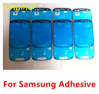 Wholesale Housing For Galaxy S2 - Original Pre-Cut Adhesive Glue for Samsung Galaxy S2 S3 S4 i9100 i9300 I9500 Note 1 Note 2 N7100 Note 3 N9000 S3 Mini S4 Mini Front Housing