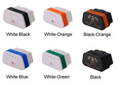 Vgate iCar2 Bluetooth OBD Scanner iCar 2 ELM327 Escáner de código de interfaz de diagnóstico en venta