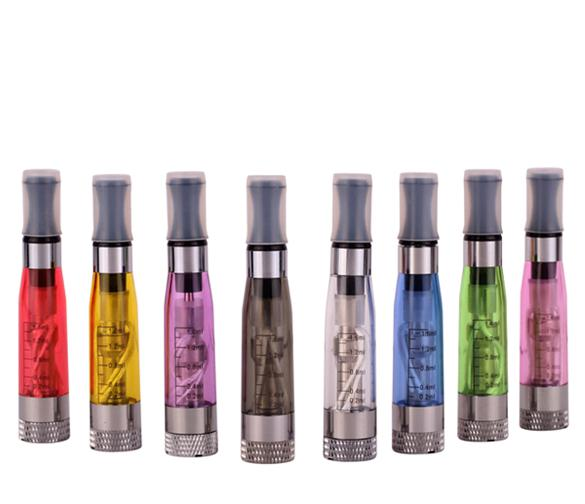 CE4+ clearomizer Atomizer tank ce4+ CE4S CE5+ CE6 Clearomizer Detachable Long Cotton Electronic Cigarette Tank for eGo E Cig EGO t Battrey