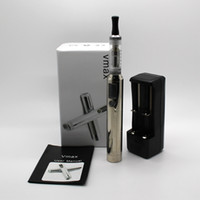 Wholesale Ego Variable Vmax - Dropshipping Vmax with EGO Variable Voltage Ecig VV chrome silvery battery Battery 3.0~6.0V For CE4 V2 CE5 CE6 DCT Vivi Nova Aotomizer wait