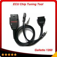 Wholesale Eobd Programmer - High quality Wholesale EOBD ECU Flasher Galletto 1260 EOBD II Flash free shipping