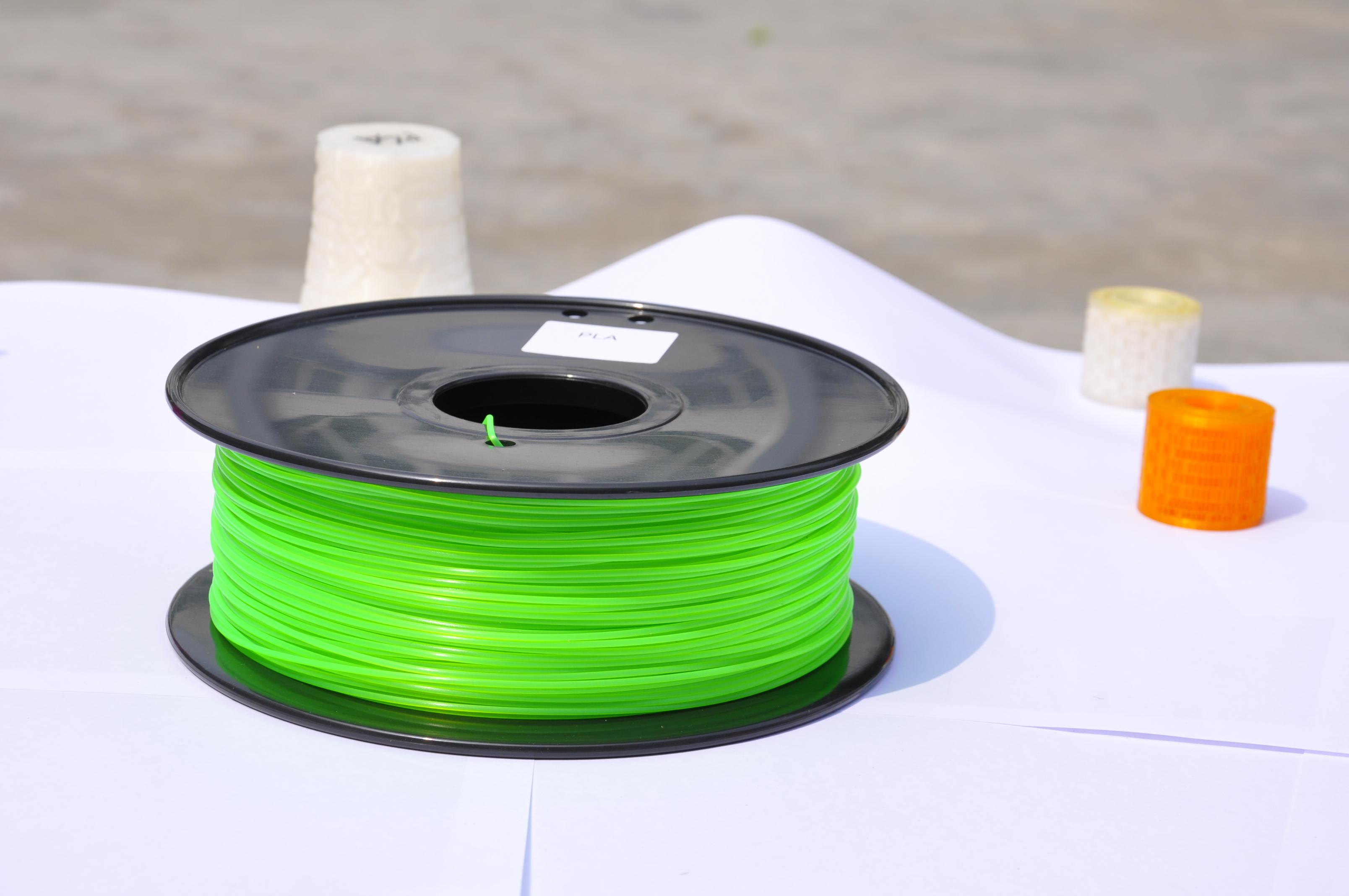 2019 2014 Hot Rapid Prototyping Material1 Kilogram PLA