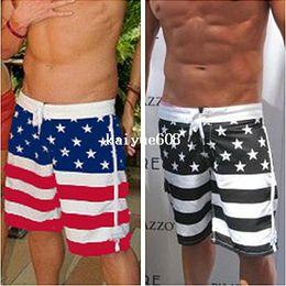 Wholesale Casual Beach Pants For Men - swimwear 1pcs summer beach pants for men fashion male mens beach shorts beach wear casual 2014 surfing cotton trunks men's boardshorts