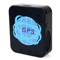 Wholesale 2015 Real Gps Tracker Car Rastreador Veicular Brand New Mini Gsm Personal Locator Anti theft Monitoring Lbs sms gprs Sos Gps Tracker History