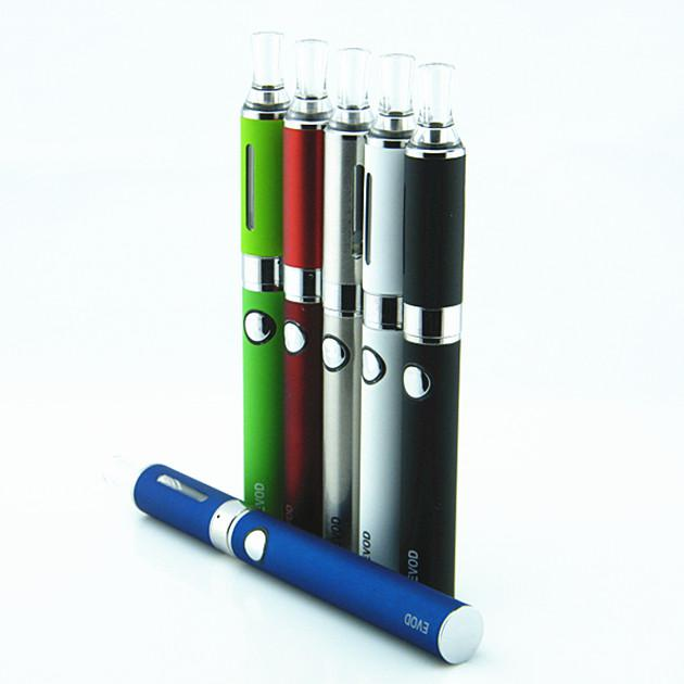 E cigarette ego evod mt3 starter kit with mt3 electronic cigarette atomizer and evod e cig cigs battery cigarettes e cigar