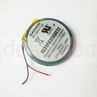 substituição da bateria do íon do iphone 5s li venda por atacado-Para GARMIN 361-00061-00 PD3555 W 3.7V 500MAH BATERIA