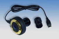microscope oculaire usb achat en gros de-APPAREIL PHOTO NUMÉRIQUE MICROSCOPE TÉLÉSCOPE NUMÉRIQUE MICROSCOPE USB 3.0MP NOUVEAU