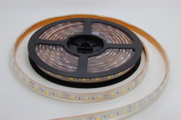 Wholesale Silicon Tube Led Strip Lighting - FREE SHIPPING Silicone Tube And Silicon Stuffing 12V 5050LED Strip Light 5M 300leds SMD 5050 5M IP68 LED Strip Light for Swimming Pool