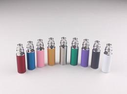 Wholesale Mini X9 Clearomizer - Mini Ego Battery 350mah ego t battery mini ego battery fit for ce4, ce5, MT3, protank,Glass X9 wax Skillet Vhit 94F clearomizer