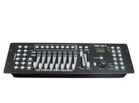 Wholesale 192 Channel Dmx Controller - 192 channel DJ DMX controller operator with Joystick Music   MIDI   Manual mode support Black high quality