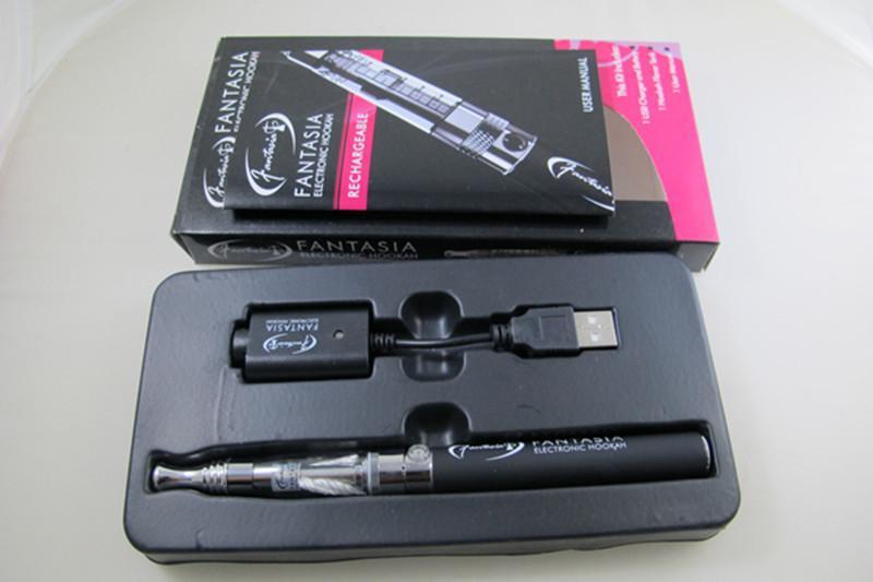 Wholesale - Rechargeable Fantasia hookah kit & USB E HOOKAH pen