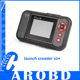 Wholesale X431 Pro - Genuine Creader 7 Plus Launch X431 Launch Creader VII+ code reader the same as creader pro crp123