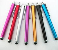 Wholesale Defy Touch - Wholesale 7PCS Touch Stylus Pen For Cell phone iphone Motorola DROID RAZR XT910   MB525 Defy