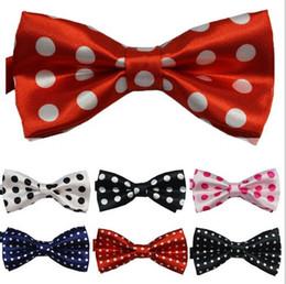 $enCountryForm.capitalKeyWord Canada - children's polyester bow tiesmixed colors 50pcs lot small bow ties