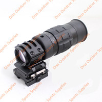 Wholesale Zoom Rifle Scopes - Drss Tactical Zooming 1.5-5X Magnified Optics Magnifier Scope with Flip to Side Mount Best for Hunting & Shooting, 1.5-5X Mag(DS5022A)
