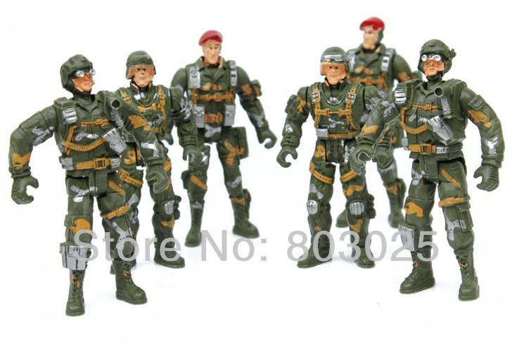 Soldier Toys For Boys : Cm modern soldiers action figure army training toys for