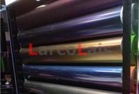 adesivo para envoltório corporal venda por atacado-Cinza 1.52 m * 30 m 16 Cores Camaleão Envoltório de Vinil Filme Auto Adesiva Do Veículo Completo Embrulho Decoração Auto Etiqueta Do Carro