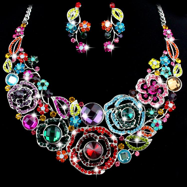 Jewelry Sets Fashion Jewelry Beautiful Necklace And Earrings