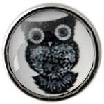 B00095 Mix color Magic Rivca Snap Button Diy Cloth Cat phone shell pilgrim snap button small 12mm small button NOOSA chunk For Women