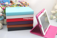 Wholesale Ainol Cover Stand - Universal 8 Inch Tablet PC Case Cover With Stand For Onda V812 V813 Ainol Legend Teclast P85 P88 7 Color Free Shipping