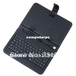 2019 таблетки бесплатно FREE SHIPPING Cheaper Leather case & tablet cover with keyboard for 7 inch tablet PC FREE SHIPPING скидка таблетки бесплатно