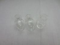 Wholesale E Cig Wax Globe - AAAA TOP Quality Pyrex Glass for Electronic cigarette glass globe bulb wax vaporizer atomizer ego e cigarette Pyrex glass vapor e cig cigs