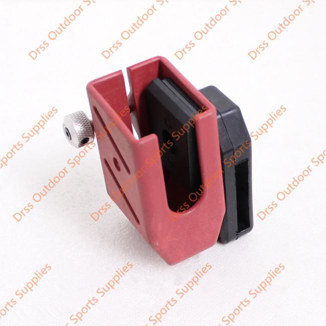 Drss Hot Sale Porta riviste IPSC caccia rossa DS9040D