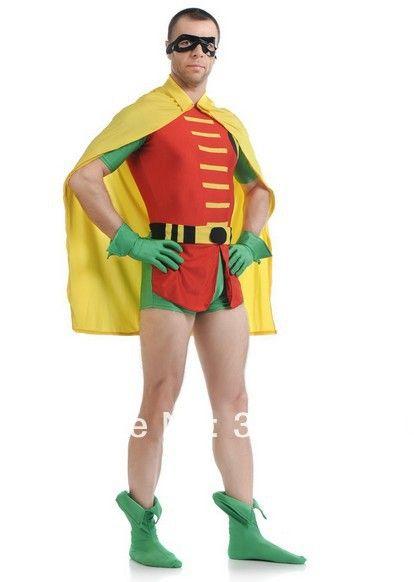 Dick grayson costume