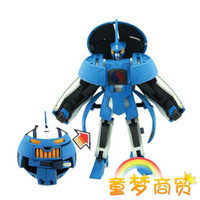 Wholesale Videos Universe - God created the universe from Star Smart Toy 6 inch deformation God Taixi Si robot toys Mercury