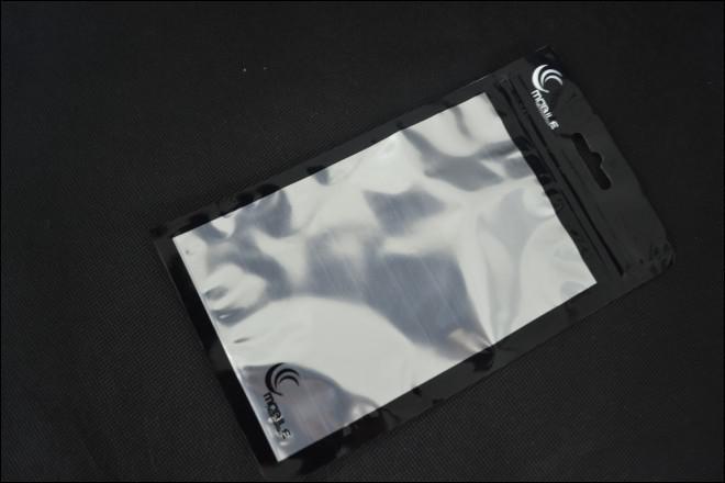 O saco o mais novo do pacote do empacotamento de varejo da tampa da caixa do telefone móvel para blocos polis Ziplock plástico do telemóvel esperto do telefone
