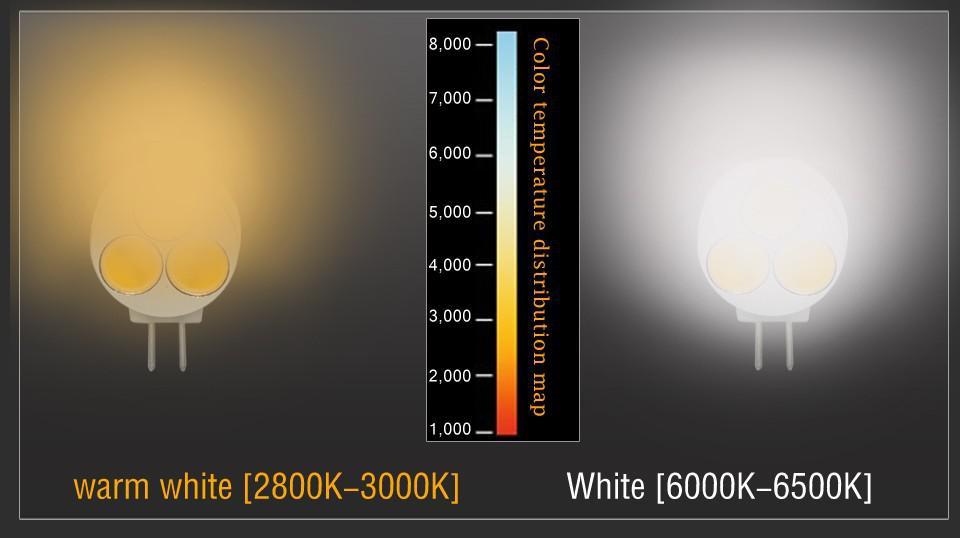 جديد وصول 5 قطعة g4 cob led لمبة 3 واط 390 التجويف dc 12 فولت 3 المصابيح بقيادة مصباح الذرة لمبة عالية الطاقة أضواء الإضاءة الضمان 2 سنة