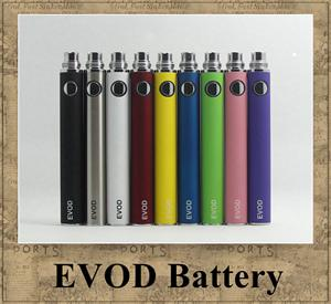 Wholesale EVOD battery Variable Voltage V V V mah mah mah electronic cigarette match CE4 MT3 ego atomizer DHL