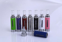 Wholesale E W Coil - Wholesale Evod MT3 Clearomizer MT3 Atomizer 2.4ml Bottom Coil Tank Cartomizer for EGO-C EGO-W EGO-T Series E-Cig various colors DHL