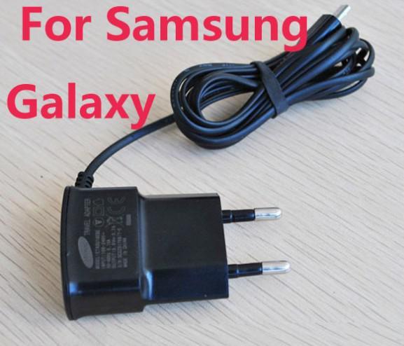 Caricatore da parete micro USB 500 pz / lotto ETAOU10EBE adattatore caricatore da viaggio spina europea smart phone, telefono cellulare, telefono Android