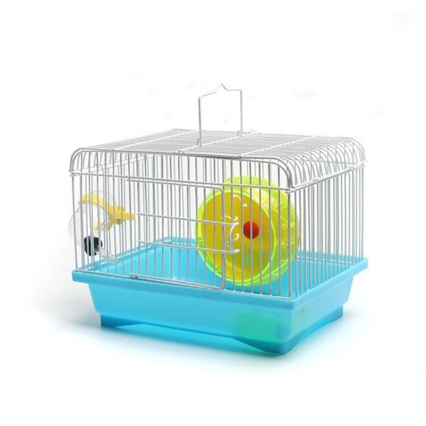 Roborovski dwarf hamsters information and tips about for Hamster bin cage tutorial