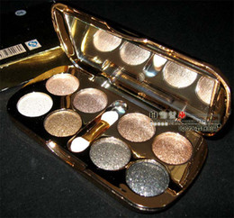 glitter palette Australia - 2013 NEW! High Quality 3D Eyeshadow Glitter 8 Colos eye shadow palette,Professional eyes makeup Smoky Eye Smoking makeup #05