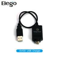 Wholesale Kanger Chargers - Original Kangertech USB Charger High Quality Electronic Cigarette USB Charger Kanger EVOD USB Charger Fit For Ego Batteries