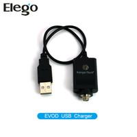 Wholesale Kanger Evod Usb Battery - Original Kangertech USB Charger High Quality Electronic Cigarette USB Charger Kanger EVOD USB Charger Fit For Ego Batteries