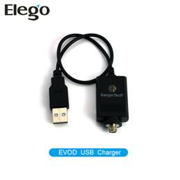 elektronische zigarettenkipper batterie Rabatt Original Kangertech USB Ladegerät Hochwertige elektronische Zigarette USB Ladegerät Kanger EVOD USB Ladegerät Fit für Ego Batterien