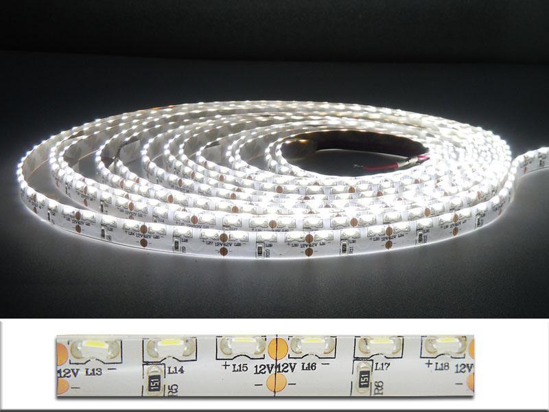 شحن مجاني 5 متر 600 قطع 335 الصمام الخفيفة الشريط الجانب عرض انبعاث الدافئة / الضوء الأبيض 48 واط 12vdc ip55 led شرائط عيد