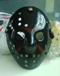 Wholesale Jason Face - Jason Mask Festive Party Masks for Halloween Masquerade v for vendetta Props
