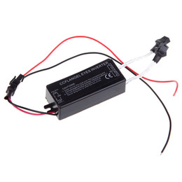 Wholesale Ccfl For Cars - DC12V Replacement Inverter Ballast for CCFL Angel Eyes Car Led Light Source Lamp Bulb Halo Ring K1166