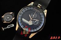 quarzuhr uhren großhandel-Luxus Schweizer Marke Kaliber Mikrogirder 2000 Transparente Fall Zurück Männer Quarzuhr Movt Kautschukband Mode Herren Sport Uhren Edelstahl