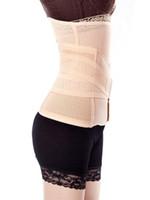 ingrosso cintura di legante-Messaggio Natal Vita toner addominale Binder supporto dimagrante stomaco pancia cintura