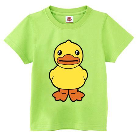 Dream Bus Super Cute Little Cartoon T Shirt Big Yellow Duck Yellow ...