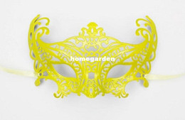 Venetian Filigree Mask Masquerade Masked Ball Hollow Eyemask Prom Halloween #02#49728