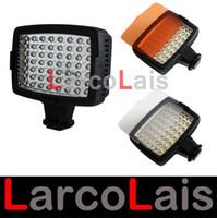 Wholesale Dv Video Light - CN-LUX560 LED Video Light Lamp For Canon Nikon Camera DV Camcorder