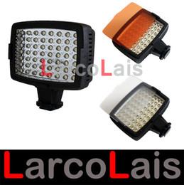 Wholesale Dv Video Light - CN-LUX560 LED Video Light Lamp For Canon Nikon Camera DV Camcorder